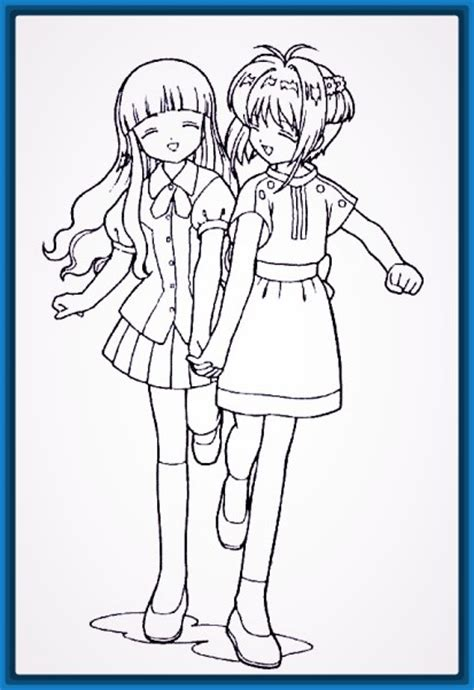 imagenes faciles de dibujar para una amiga dibujos faciles para mi mejor amiga archivos dibujos