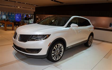 Galerry 2016 lincoln mkx