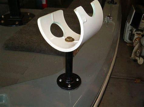 boat rod holders for catfishing homemade rod holders for boat catfishing