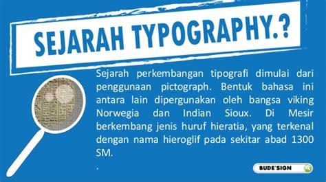 anatomi layout majalah apa itu typografi dan perkembangannya