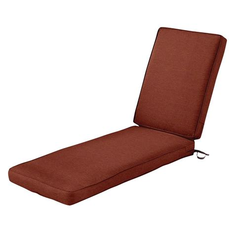 cushion for chaise lounge chaise lounge cushions outdoor cushions the home depot
