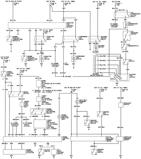 1991 honda accord ac wiring diagram 1991 free engine