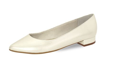 Brautschuhe Leder Ivory by Ivory Brautschuh Quot Tina Quot Lackleder Ivory Auslaufmodell