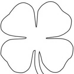 clover coloring page four leaf clover coloring page to really encourage in