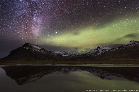 northern lights mountain cing tour guide to iceland
