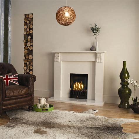 Decorative Electric Fires Majestic Decorative Fireplace By Design