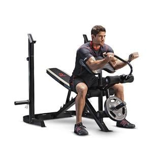 marcy two piece olympic bench marcy diamond 2 piece olympic bench fitness sports
