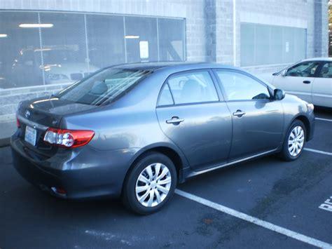 Toyota Corolla 2012 Price 2012 Toyota Corolla Pictures Cargurus