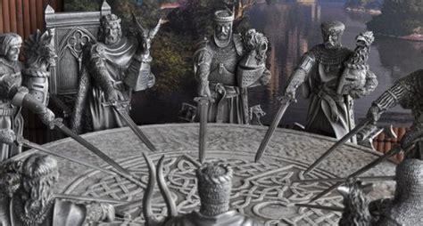 image de la table ronde qui sont les chevaliers de la table ronde