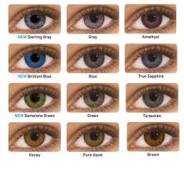 color contacts lenses colored contacts for brown eyecandy s
