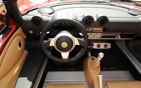 2008 lotus elise interior first drive 2008 lotus elise supercharged photo gallery