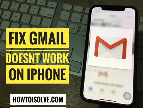 fixes gmail not working on iphone in 2019 iphone xs max xs xr x