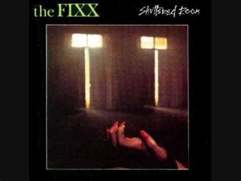 The Shuttered Room by The Fixx Shuttered Room With Lyrics