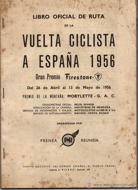 libro la vuelta a europa libro oficial de ruta de la vuelta ciclista a e comprar libros antiguos de ciclismo en