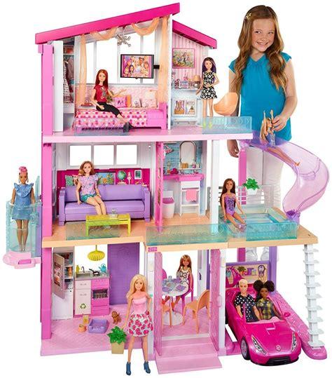 videos de casas de barbie casa de los sue 241 os 2018 barbie 360 176 fhy73 3 299 00 en