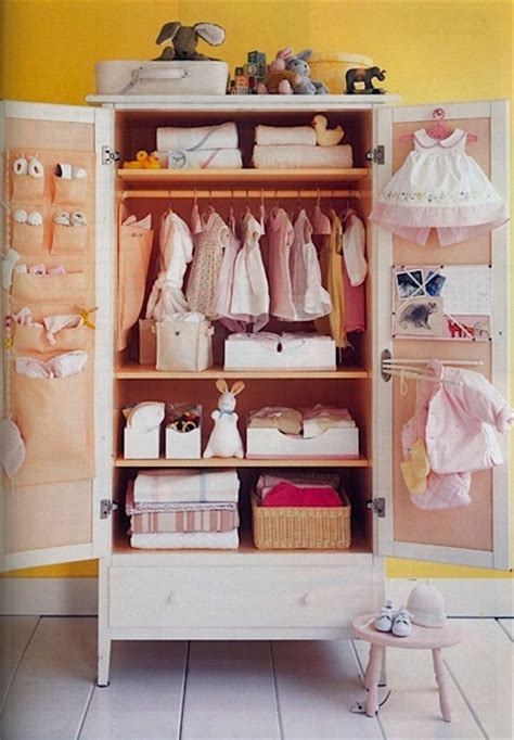 Baby Room Armoire the quot no closet quot room closet kidspace interiors