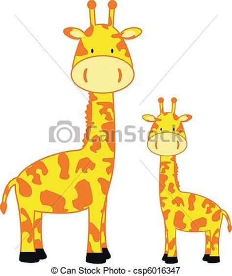 ilustraciones vectoriales de jirafa caricatura vector ilustraciones vectoriales de jirafa family3 jirafa