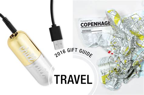 design milk gift guide 2016 gift guide travel design milk
