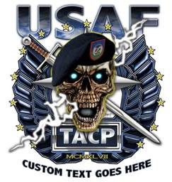 air force romad tacp military shirt