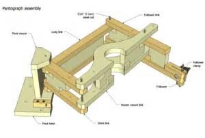 3 d pantograph plans preview