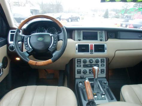 2003 Land Rover Interior by 2003 Land Rover Range Rover Interior Pictures Cargurus