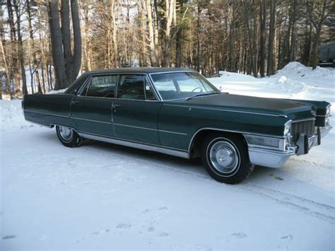 where did cadillac namee from purchase used 1965 cadillac fleetwood 60 in salisbury
