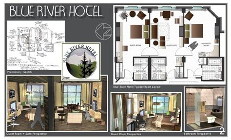 layout of guest room ppt amanda eubanks interior design portfolio