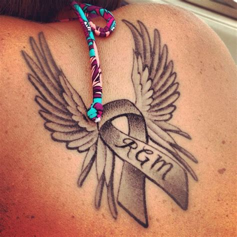 brain cancer tattoos best 25 brain cancer tattoos ideas on brain