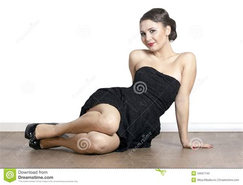 On The Floor by Sitting On The Floor Stock Photos Image 34567743