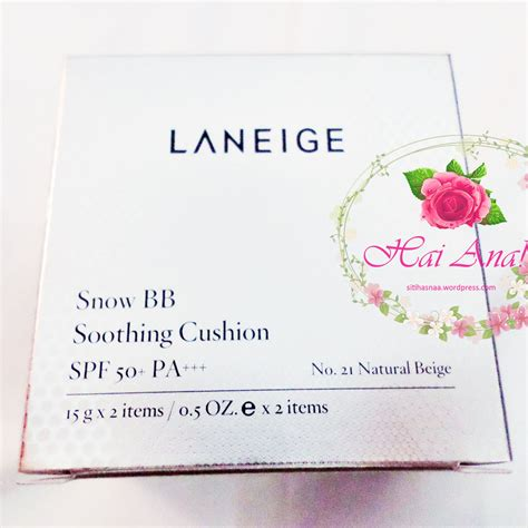 Laneige Snow Bb Soothing Cushion Review samsung pictures a by siti hasna