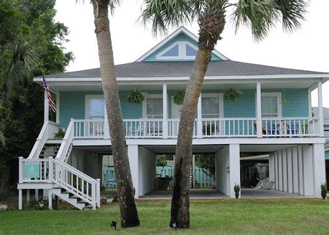 Tybee Island Cottages For Sale by Tybee Island Vacation Mermaid Cottages