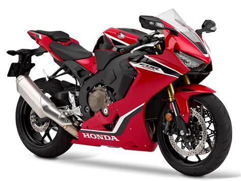 Motorrad Honda Cbr 1000 Rr by Honda Cbr 1000 Rr Fireblade 2018 Fiche Moto Motoplanete