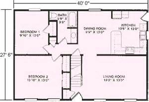 Floor Plans For 1100 Sq Ft Home by Cape Floor Plans 1 100 To 1 144