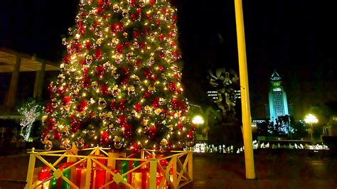 tree lighting song the best lights in los angeles d 233 couvrez los angeles