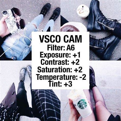 81 best Vsco cam Preset images on Pinterest   Photo
