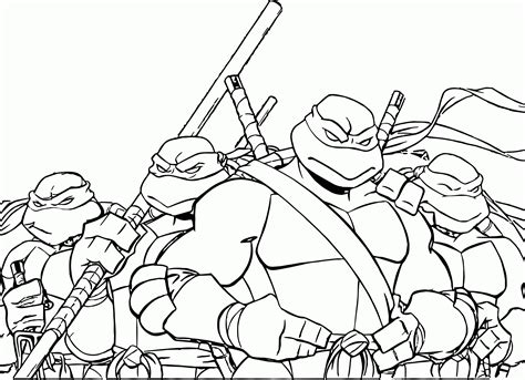 ninja turtles cartoon coloring pages army ninja coloring pages coloring home