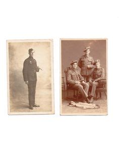 peter stevenson, my grandfather (l); wwi | family history