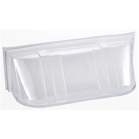 basement window shield shape products 42 in x 14 in x 15 in thick strong