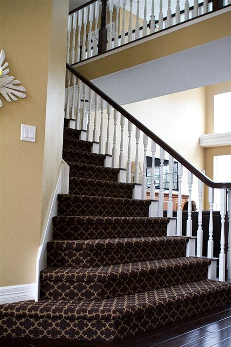 Rug On Stairs by 17 Best Images About Stairway Carpetering On