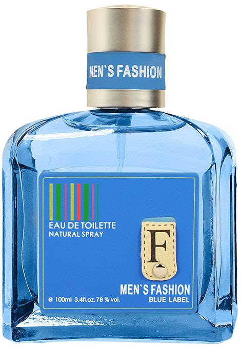 Parfum Ambassador Blue Label s fashion blue label parfums genty cologne a