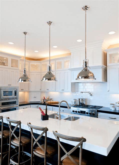9 easy kitchen lighting upgrades freshome com