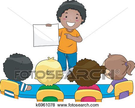 clip art of show and tell k6961078 search clipart
