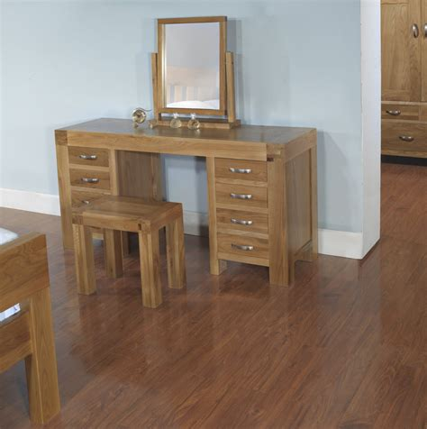 bedroom furniture dressing tables rivermead solid modern oak bedroom furniture dressing