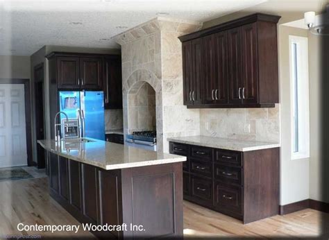 Light Wood Kitchen Cabinets light wood floors dark cabinets cabinet wood flooringpost
