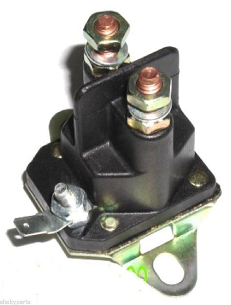 replaces  murray solenoid