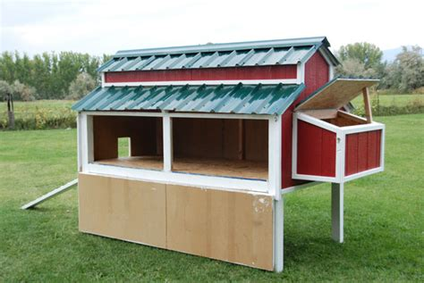 free plans for an awesome chicken coop the home depot