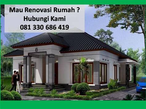 membuat rumah sederhana dengan biaya murah biaya renovasi rumah tipe 36 gambar rumah ruko gambar