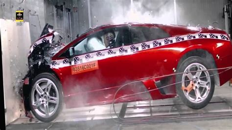 lamborghini veneno crash lamborghini veneno crash test youtube