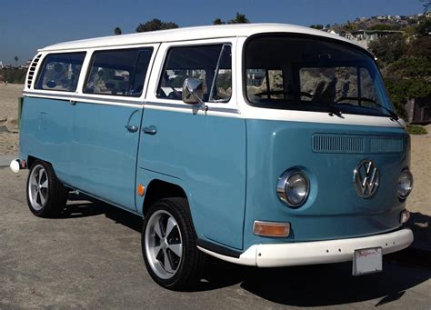 custom volkswagen bus 1969 volkswagen custom bus 157507