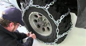 Installing Car Tires Yourself The Best Snow Chains Tire Chains For Yourself Driver